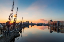 Royal Docks development to transform London waterside