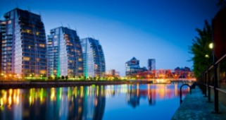 Manchester takes the lead in UK property price growth