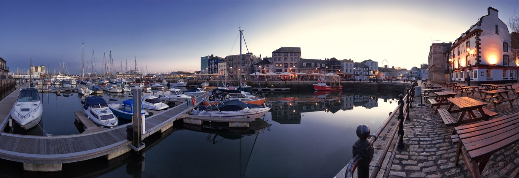 Plymouth Sutton Harbour