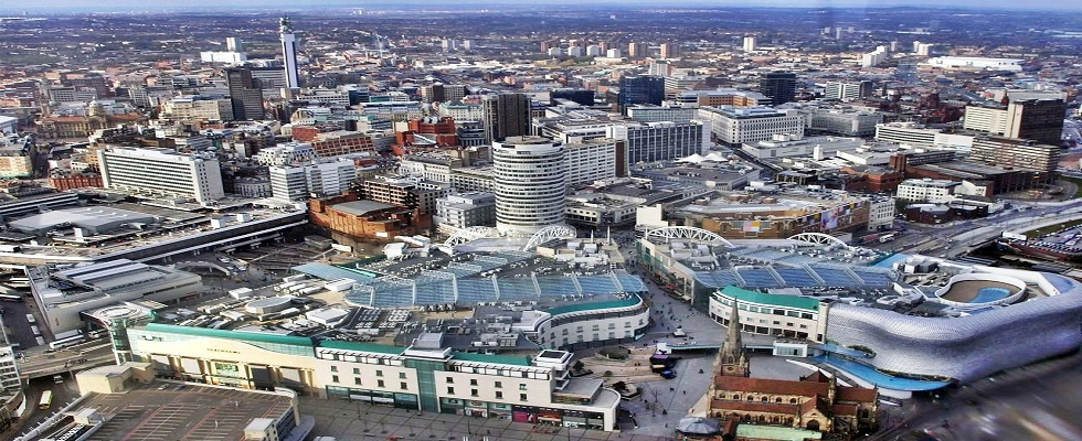 Birmingham guide where to live and what to do propertyuk for Craft stores birmingham al