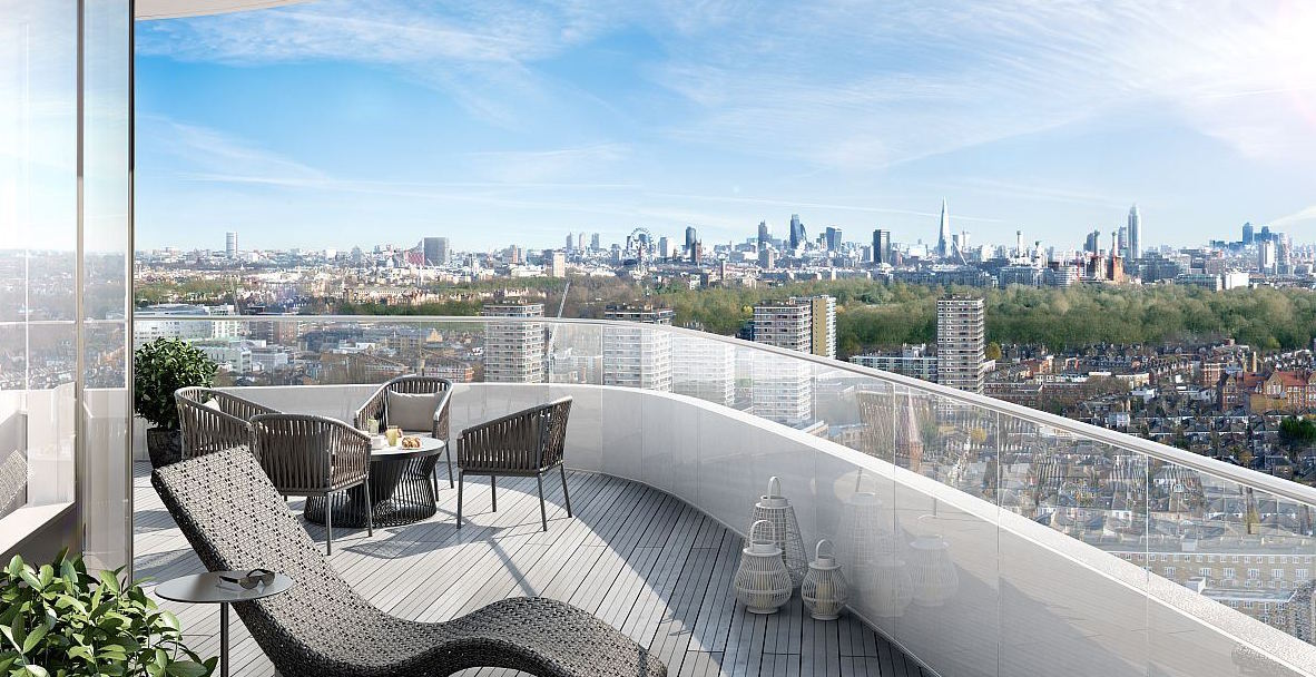 Battersea apartments for sale