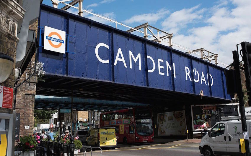 Camden Road location