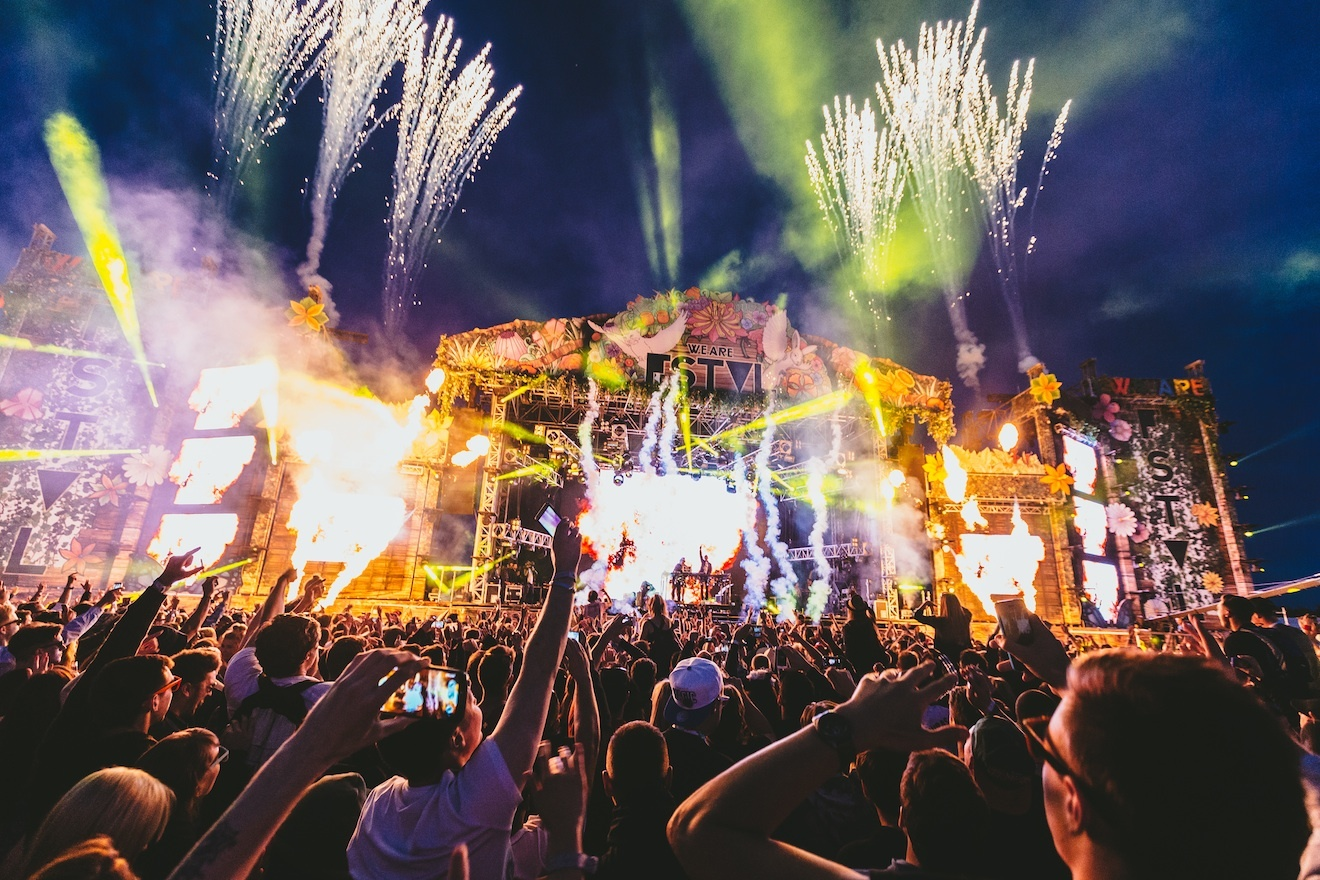 The We Are FSTVL in London