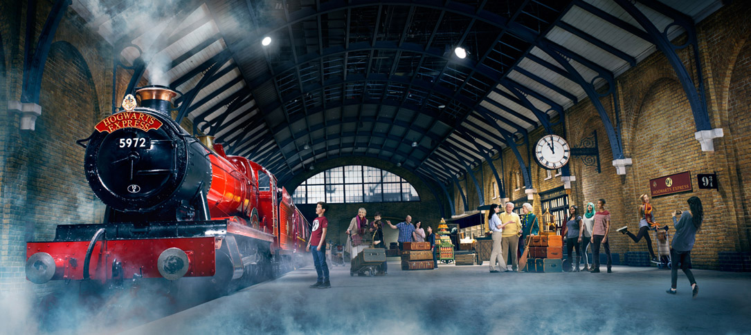 Harry Potter at Warner Bros.
