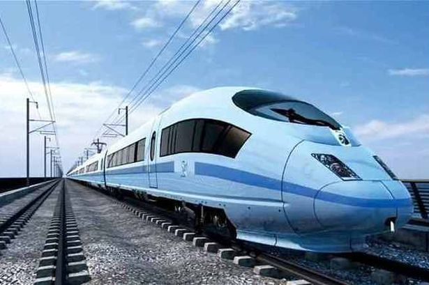 HS2 high speed rail Manchester
