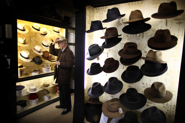 Lock & Co Hatters, London