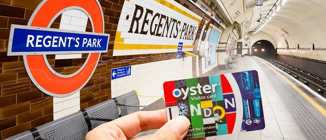 The Oyster card is a must for those planning to spend any length of time in London