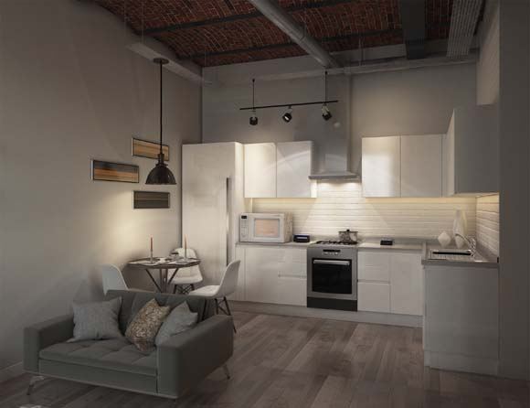 New Luxury Apartments in Greater Manchester Area