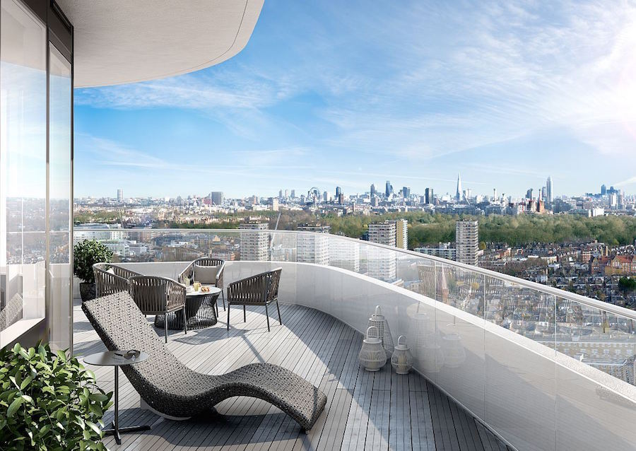 Battersea Apartments For Sale Stunning River Thames View