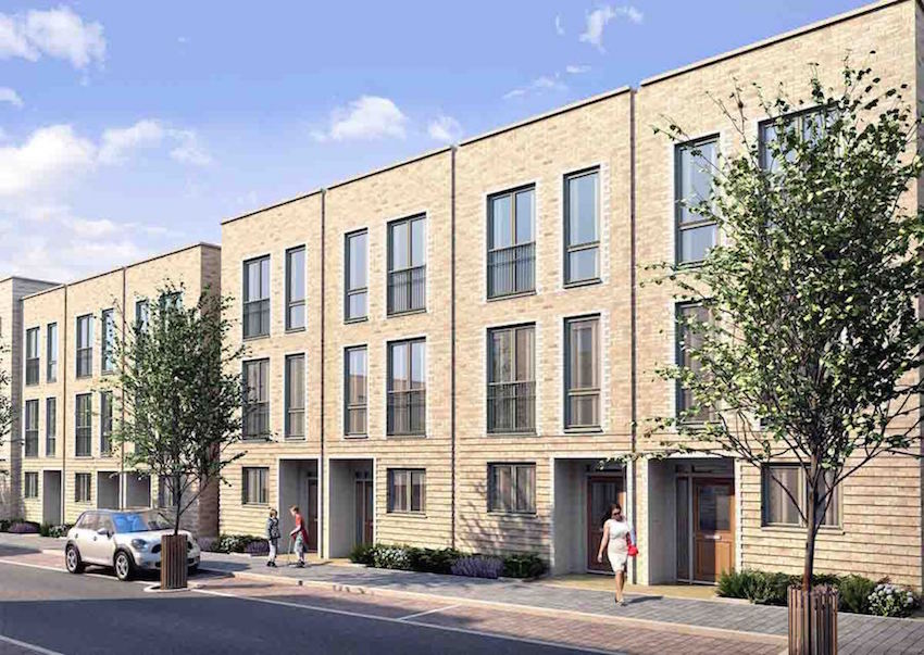 Award-winning brand new homes in Colindale for sale