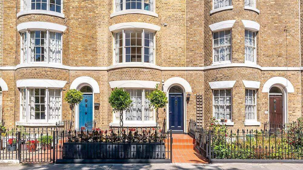 Historical Georgian town house for sale in Ramsgate Kent