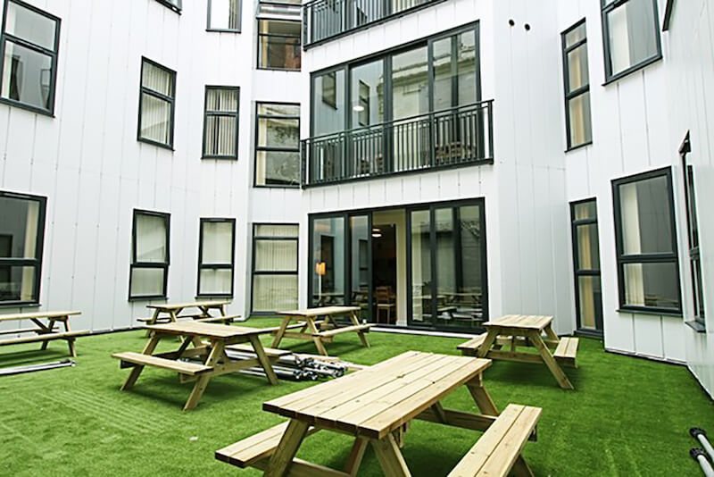 Liverpool student accommodation for sale with rent guarantee