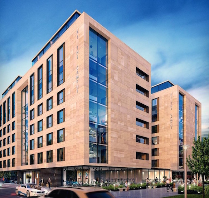Buy student accommodation property in Salford Manchester
