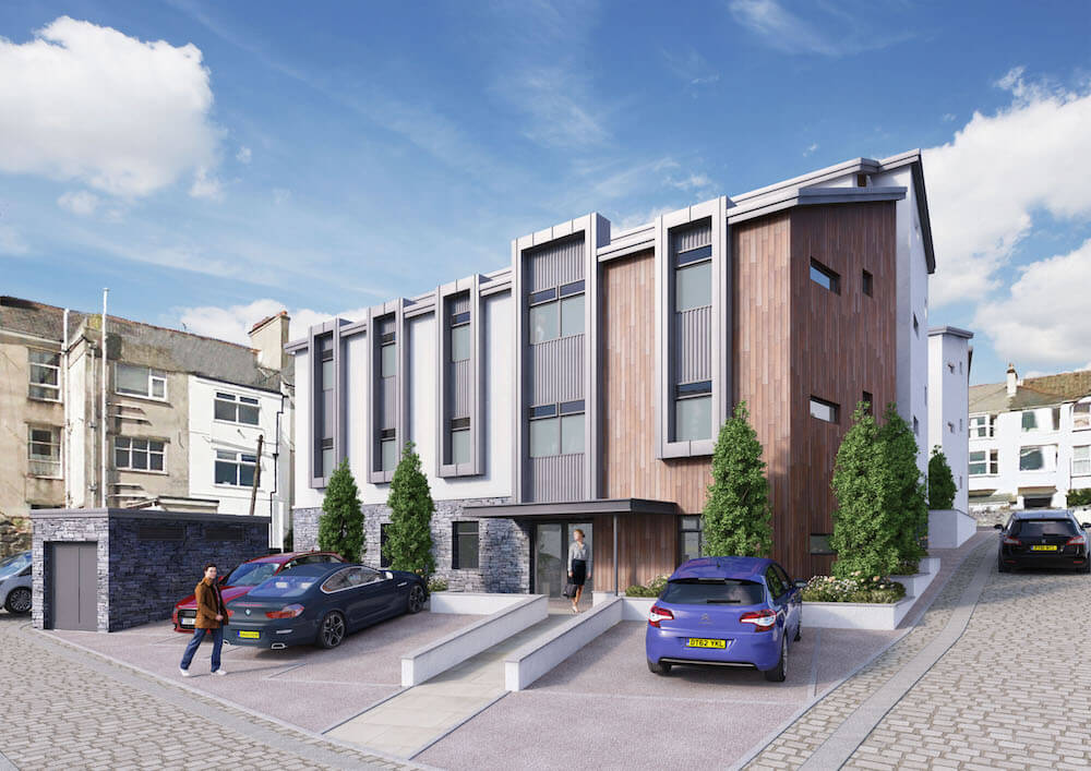High quality student accommodation for sale in Plymouth