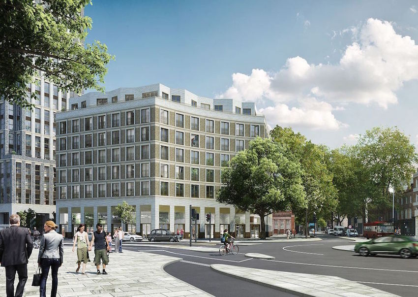 London skyline apartments for sale in Southwark