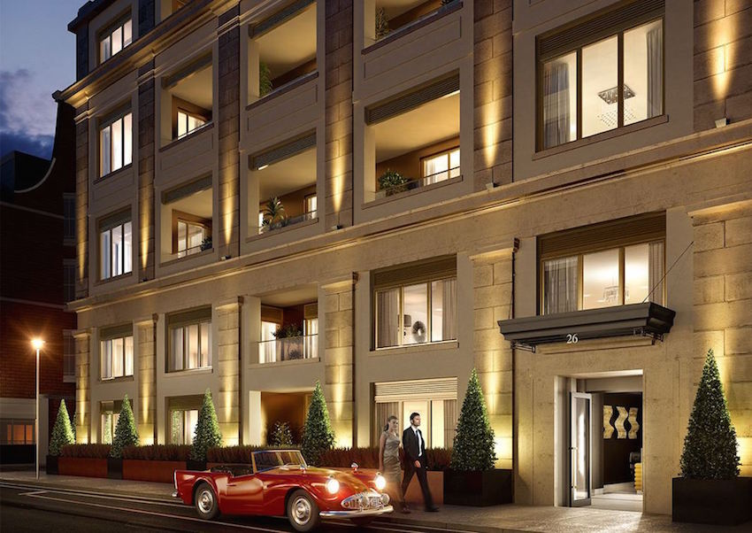 Luxury Westminster properties for sale in greater London